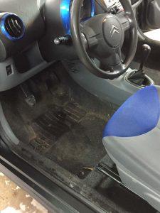 Auto Aufbereitung Citroen